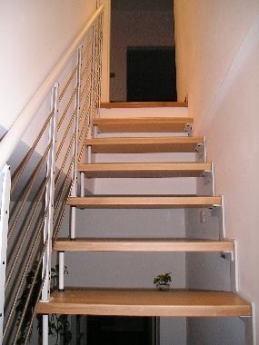 Scala a rampa per spazi stretti - Scale a rampa ...