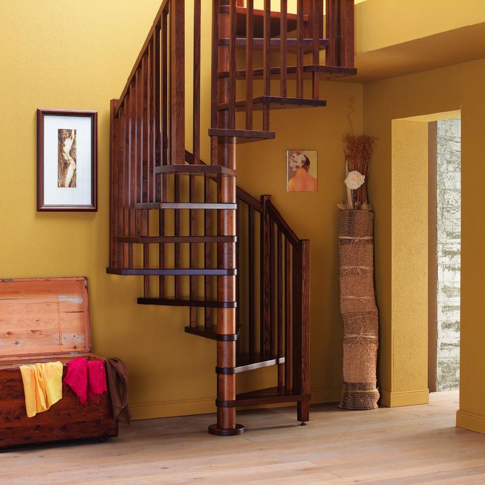 Preventivo scala a chiocciola scala a rampa per interni - Scale a rampa per interni ...