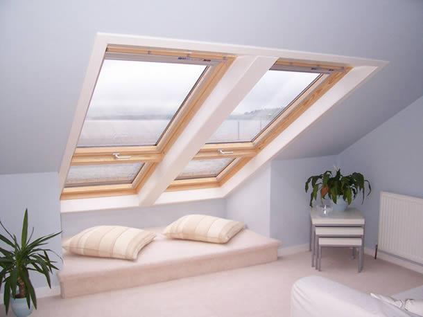 Velux finestre tetti